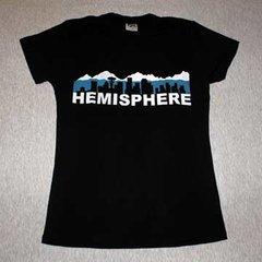 Women's Hemisphere Cityscape T