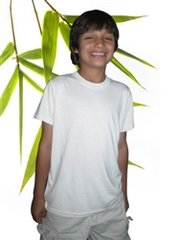 boy's bamboo T