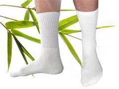 bamboo crew socks (youth)