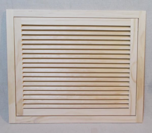 20x14 Wood Return Air Filter Grille Woodairgrille Com