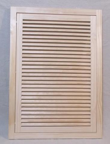 17x30 Wood Return Air Filter Grille Woodairgrille Com