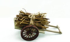 "Cart w/Hay 6"" (12 PCS SET)"