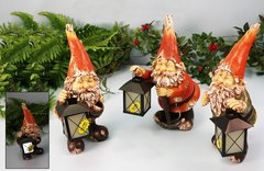 Gnome with Lantern (6 PC SET)