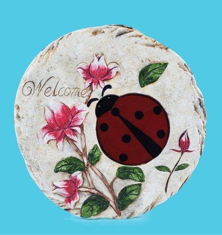 Ladybug Stepping Stone (4 PCS SET)