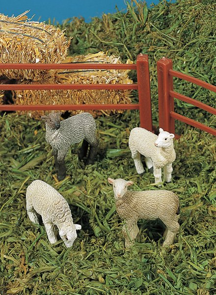 Mini Lambs (12 PC SET)