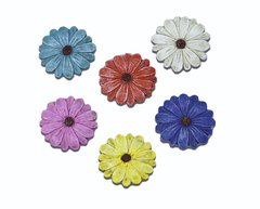Mini Flower Stepping Stones (12 PCS SET)