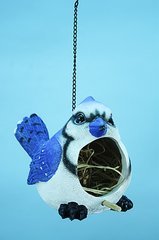 Blue Jay Bird House (4 PCS SET)