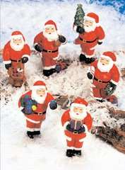 Mini Santa (12 PCS SET)