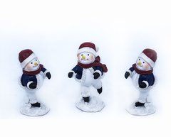 Skating Snowman (12 PCS SET)
