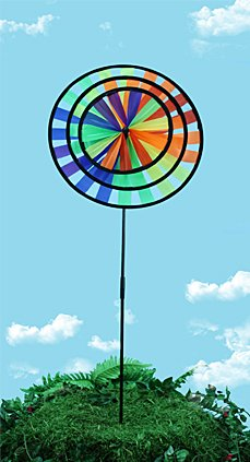 Multicolor Round Spinner (6 PC SET)