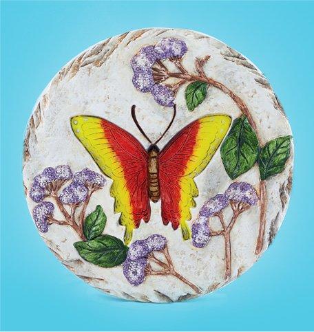 Butterfly Stepping Stone (4 PCS SET)
