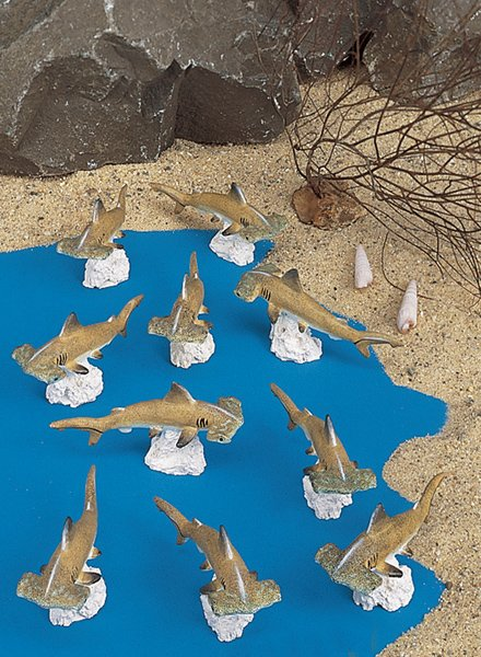 Mini Hammerhead (12 PC SET)