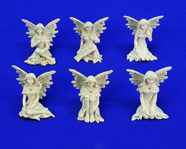 Mini Fairy with Diamond (12 PCS SET)