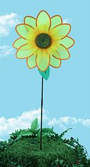 Cloth Sunflower (6 PC SET)