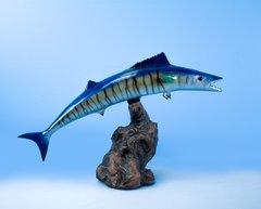 """Kingfish 16"""" Statue"""