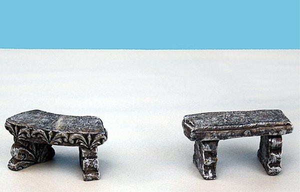 Assorted Bench (12 PCS SET)