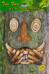 Scared Tree Face (4 PC SET)