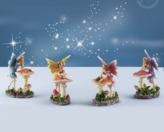 Fairy with Mushroom (12 PCS SET)