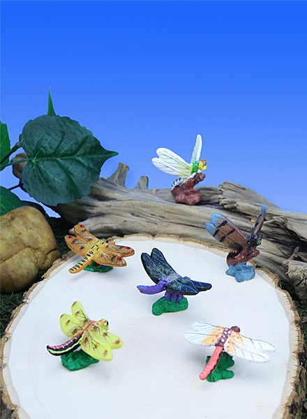 Mini Dragonflies (12 PC SET)