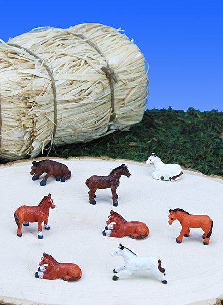 Mini Horses (12 PC SET)
