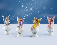 Fairy with Unicorn (6 PC SET)