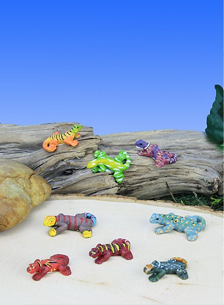 Mini Gecko (12 PC SET)
