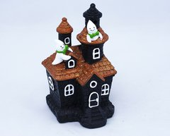 Halloween Ghost House with LED Light (6 PCS SET)
