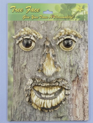 Mr. Tree Face (4 PC SET)