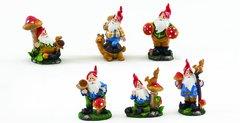 Gnomes with Mushroom (12 pcs)