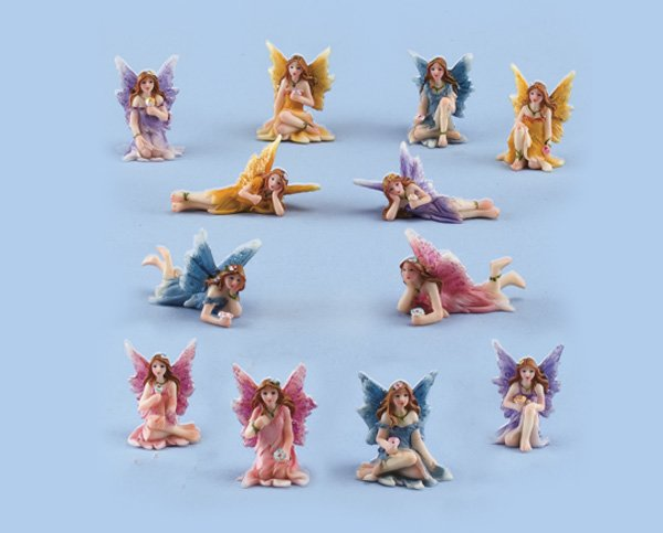 Mini Fairy Style B (12 PCS SET)