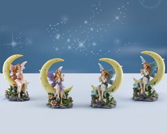 Fairy Sitting on Moon (6 PCS SET)