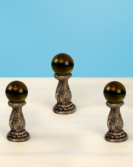 Gazing Ball (12 PCS SET)