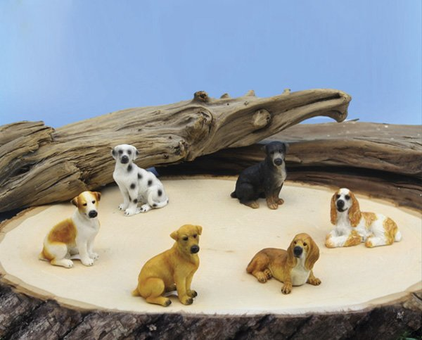 Mini Dogs (12 PCS SET)