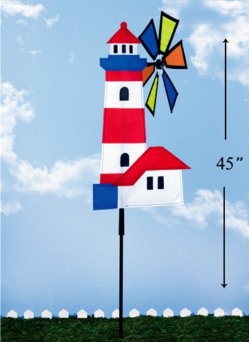 Lighthouse Windmill Spinner (12 PCS SET)