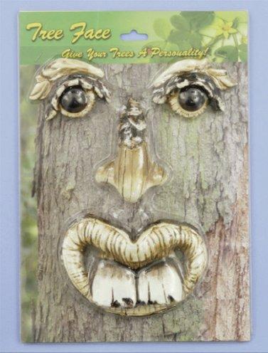 Bucky Tree Face (4 PC SET)