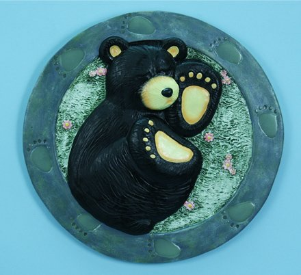 "Black Bear 10"" (4PC SET)"