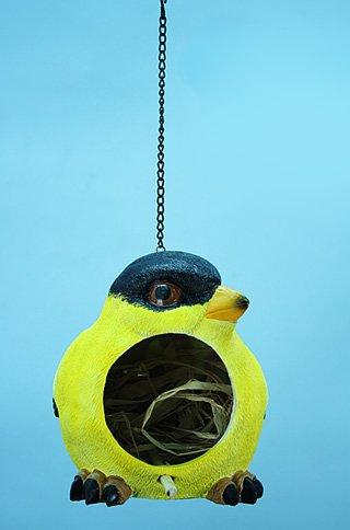 Goldfinch Bird House (4 PCS SET)