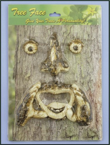 Hey There Tree Face (4 PC SET)