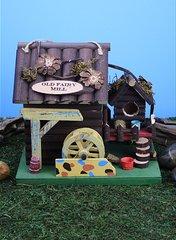 Old Fairy Farm (4 PC SET)