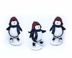 Skating Penguin (12 PCS SET)
