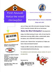 All you can eat Shrimpfest Ticket