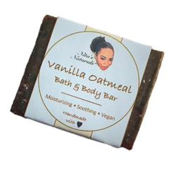Bath Bar - Vanilla Oatmeal