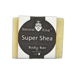Super Shea Soap (Unscented)