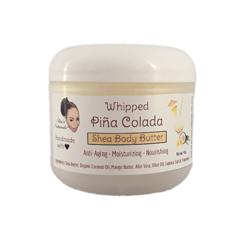 Whipped Shea Body Butter (Piña Colada)