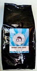 Gourmet Dark Roast Whole Bean Coffee 25lbs Bulk Box Commercial Grade