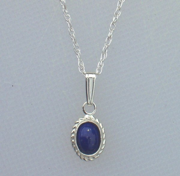 Sterling Silver, Bezel-Set with a Twisted Wire Border, Cabochon ...