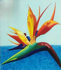 Bird of Paradise II  SOLD