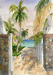 Palm Pathway