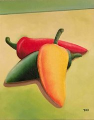 Hot Peppers SOLD