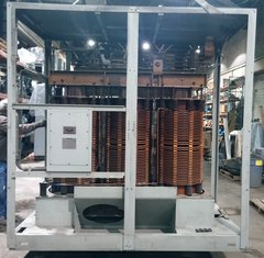 Westinghouse 3 Phase Dry Transformer 1000 KVA 12,470 Delta 480Y-277v Secondary